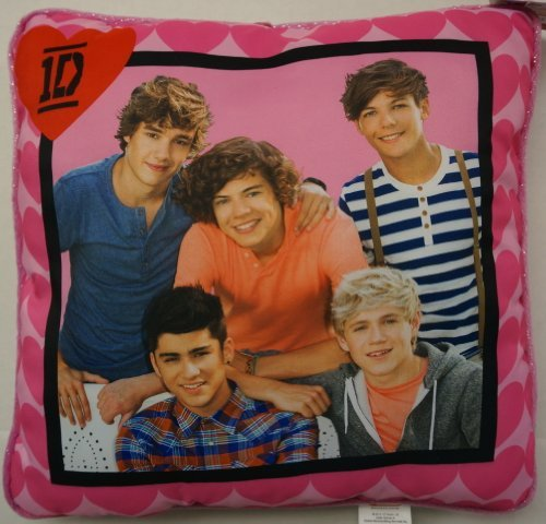 one direction bed pillows - 1