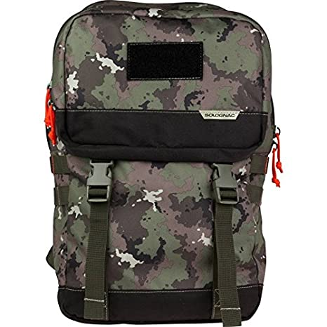 Amazon.com : SOLOGNAC HUNTING 20L BACKPACK - CAMOUFLAGE : Sports & Outdoors