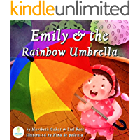 Emily and the Rainbow Umbrella (An Illustrated Children's Picture Book about Colors and Diversity) (English Edition)