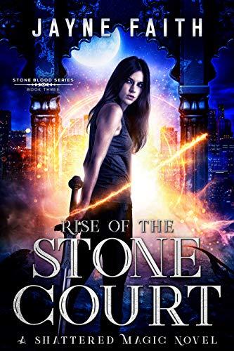 f8dc269e6db Amazon.com  Rise of the Stone Court (Stone Blood Series Book 3 ...