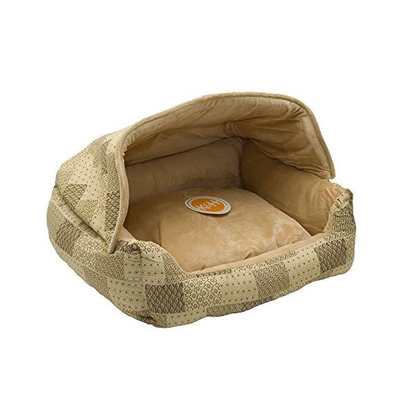Hooded-Lounge-Sleeper-Pet-Be