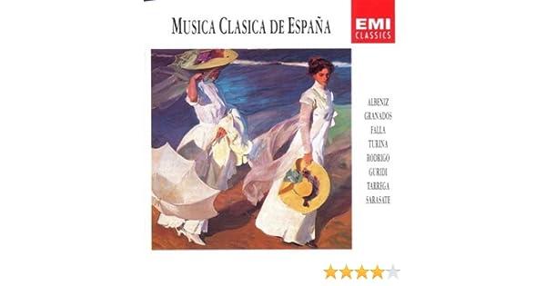 Musica Clasica De Espana by EMI: Amazon.es: Música