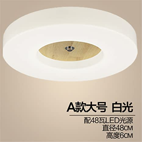 Gunxifacai Moderno y minimalista nórdico americano chino LED ...