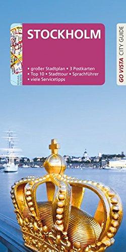 GO VISTA: Reiseführer Stockholm: Mit Faltkarte und 3 Postkarten