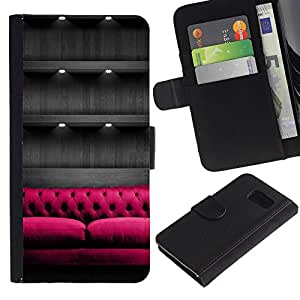 iBinBang / Flip Funda de Cuero Case Cover - Design Furniture Interior Design - Samsung Galaxy S6 SM-G920