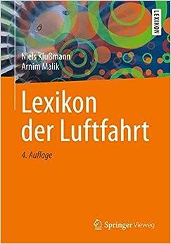 Lexikon der Luftfahrt (German Edition)
