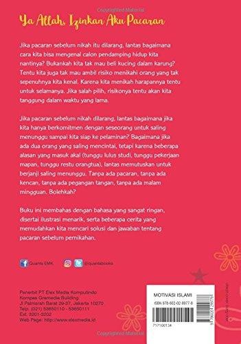 Ya Allah Izinkan Aku Pacaran Indonesian Edition Ahmad