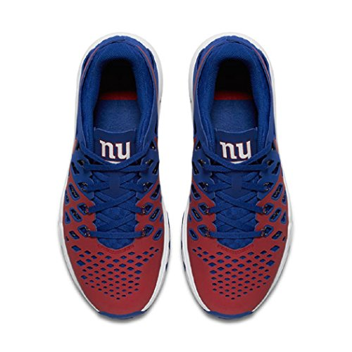 Nike Train Speed ​�? Herren Trainings- / Laufschuh Gym Rot / Gym Red-rush Blau-Weiß