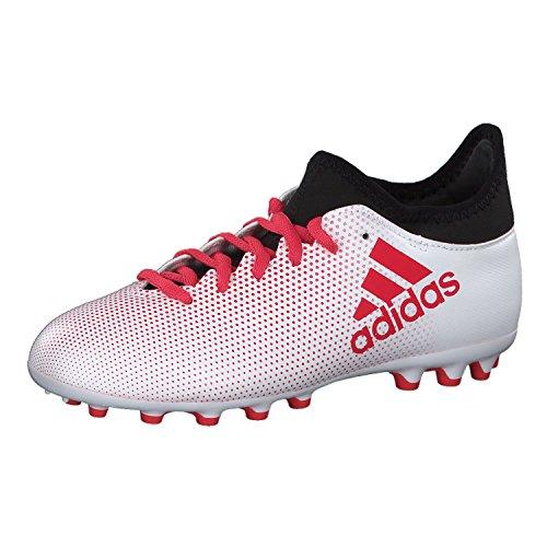 gris Fútbol Correa 3 Gris Adidas X 17 Botas 000 Unisex De Ag J Niños Negbas qHP7w0