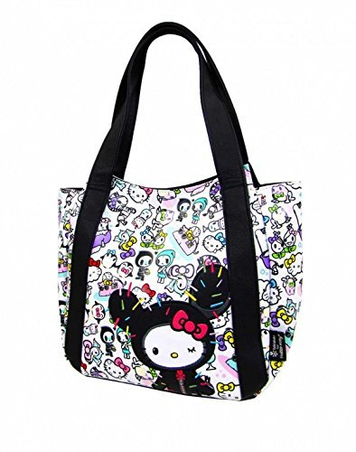 9ba8a589b Image Unavailable. Image not available for. Color: Tokidoki x Hello Kitty  Mini Tote Bag