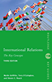 International Relations: The Key Concepts (Routledge Key Guides)