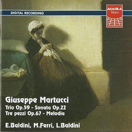 Martucci: Chamber Music & Piano Sonata