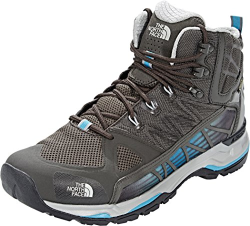 The North Face M Ultra GTX Srnd Mid, Stivali da Escursionismo Uomo BELUGA GREY/ALGIERS BLUE