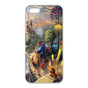 Beauty and the Beast Cell Phone Case for iPhone 5S