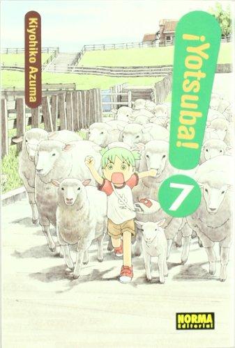 Descargar Libro ¡yotsuba! 07 Kiyohiko Azuma