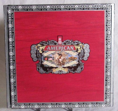 Bx1 Box - American Classic Blend Churchill Cigar Box