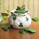 St. Patrick's Day Candy Dish - Serveware
