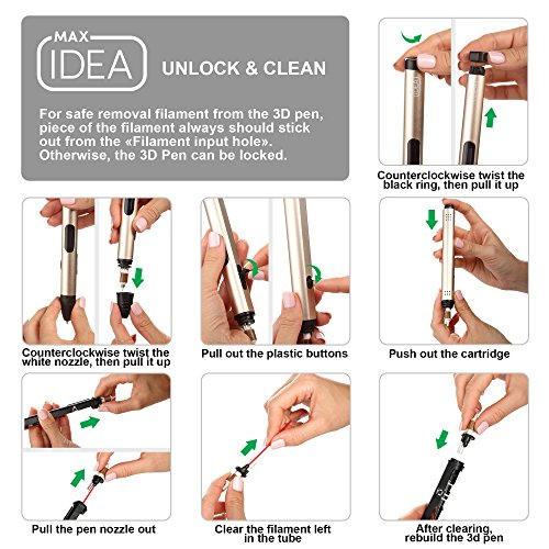 MAXIDEA 3D Printing Pen