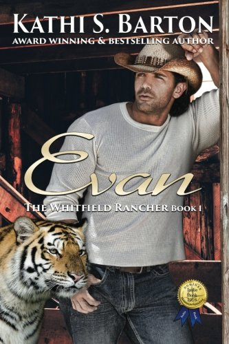 Evan: The Whitfield Rancher – Erotic Tiger Shapeshifter Romance (Volume 1)