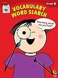 Vocabulary Word Search Stick Kids Workbook, Grade K (Stick Kids Workbooks)