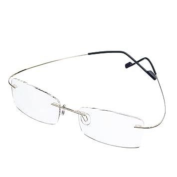 7043c31912d4 Bi Tao Super Light Titanium Bi-focal lens Bifocals Reading Glasses 1.75 Men  Women Fashion