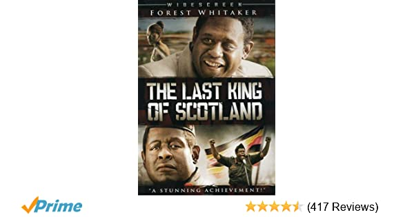 last king of scotland movie review