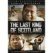 The Last King of Scotland (Widescreen Edition) (2007)
