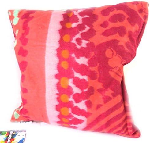 Amazon.com: Creador cushion 'Desigual 'red (40 x ...