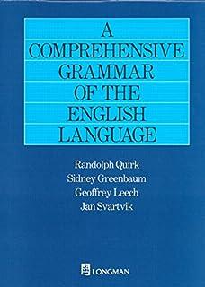 Longman student grammar of spoken and written english douglas biber comprehensive grammar of the english language general grammar fandeluxe Images