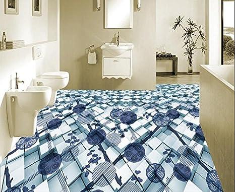 Lwcx personalizzare pavimentazioni in pvc adesivo auto wallpaper 3d