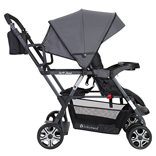 Baby Trend Sit n Stand Sport Stroller, Cambridge by Baby Trend (Image #2)