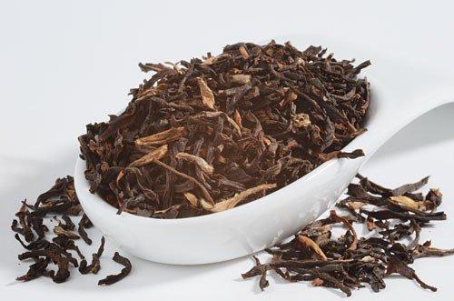 Ostfriesen Goldblatt Schwarzer Tee, feinste Schwarzteemischung, mit Sahne und Kluntjes genießen, 100g - Bremer Gewürzhandel