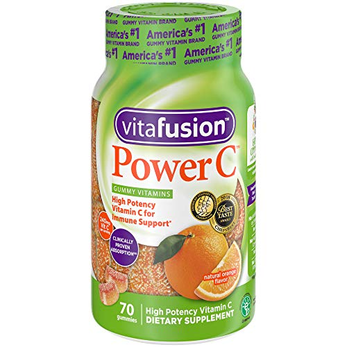 Cheap Vitafusion Power C Gummy Vitamins, 70 Count, Pack of 3 (Packaging May Vary)
