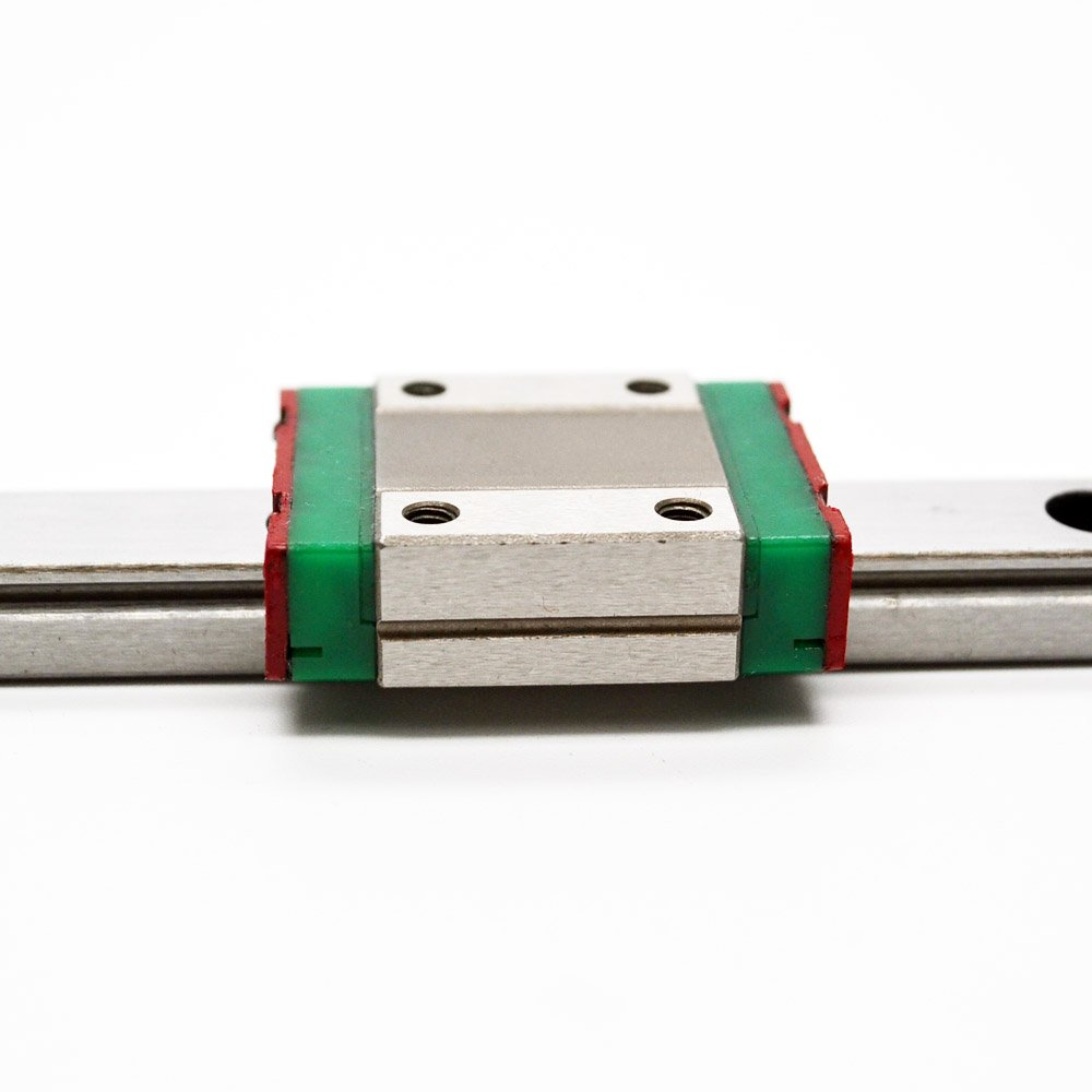 CNC part MR7 7mm linear rail guide MGN7 length 250mm with mini MGN7H Block