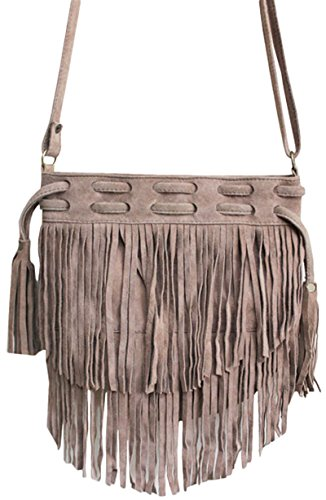 11sunshop Bag-charmen - Tote Bag For Women Dusty Gray M