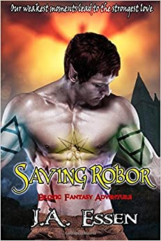 Saving Robor: Volume 2 (Changes on the Horizon)