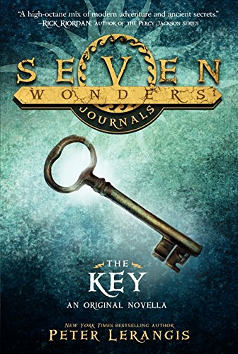 Read Online Seven Wonders Journals: The Key pdf