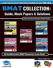 The Ultimate BMAT Collection: 5 Books In One, Over 2500 Practice Questions & Solutions, Includes 8 Mock Papers, Detailed Essay Plans, 2019 Edition, BioMedical Admissions Test, UniAdmissions