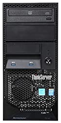 2017 High Performance Business Flagship Lenovo ThinkServer TS140 Server Desktop Intel i3-4130 3.5GHz Dual-Core Processor 4GB DDR3 RAM Intel HD Graphics 4400 DVD/RW-No Operating System