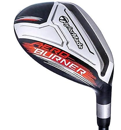 Nuevos clubes de Golf TaylorMade AeroBurner negro HL rescate ...