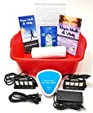 ION BALANCE Ionic Detox Foot spa Bath Chi Cleanse
