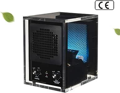 Oz3 Generador de ozono purificador de Aire HEPA 5 en 1 ...