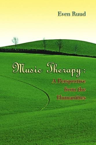 Music Therapy: A Perspective from the Humanities