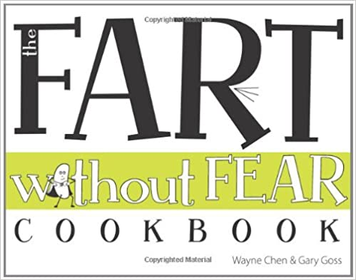 Book The Fart Without Fear Cookbook