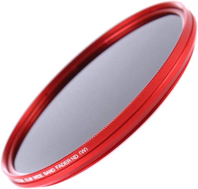 Fotga 55mm ND2 to ND400 Slim Fader Variable Adjustable ND Neutral Density Filter
