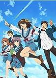 Animation - The Melancholy Of Haruhi Suzumiya Season 1 Bd-Box (3BDS+2CDS) [Japan BD] KAXA-9805