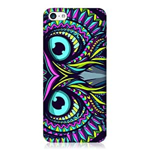 Head Case Designs Owl Aztec Animal Faces Hard Back Case Cover For Apple iPhone 5c