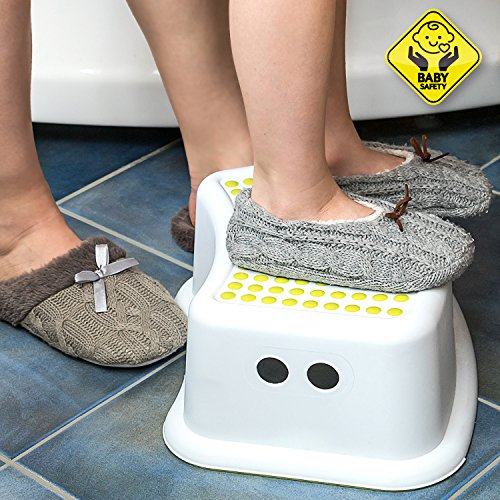 Tatkraft Prince Child Safety Step Stool Anti-slip by Tatkraft