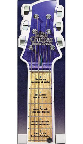 The Rock Guitar Scale Deck