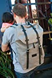 Danha-Baby-Diaper-Backpack-For-Men-Women-Adjustable-Ergonomic-Large-Travel-Organizer-With-Many-Compartments-Pockets-Modern-Stylish-Bag